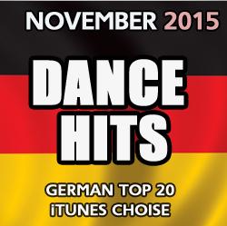 German Dance Top 20 : iTunes choise / November 2015