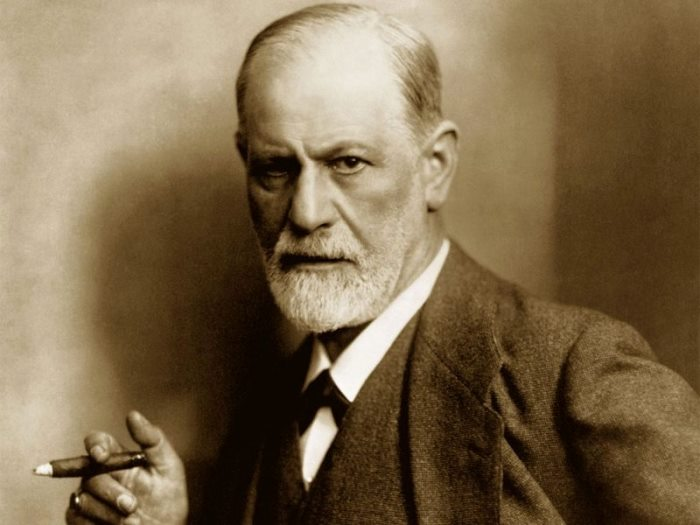 Зигмунд Фрейд, 1922 г. | Фото: doseng.org